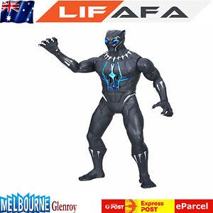 Marvel-Black-Panther-Slash-And-Strike-Figure-Boys-Action-Toy-Brand-XMAS-Gift