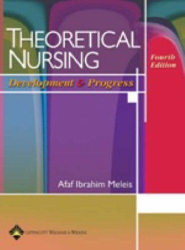 Theoretische Stillen: Entwicklung und Progress von Meleis, Afaf Ibrahim
