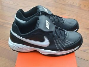 sports shoes d41b0 bee36 Image is loading Nike-Air-Diamond-Trainer-Baseball-Turf-Shoes