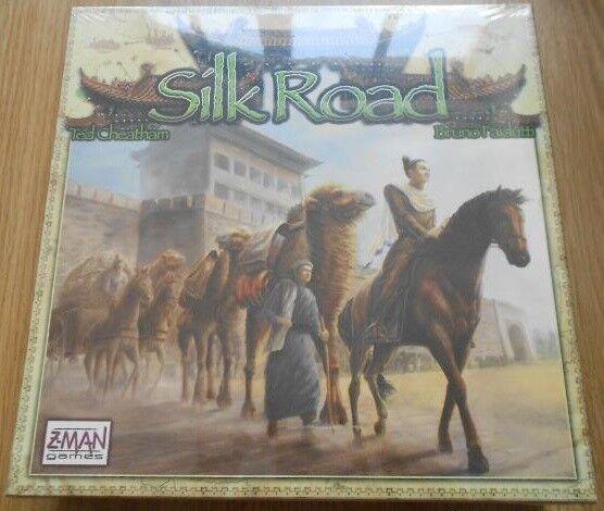 Jeu de société Silk Road VF - Neuf, encore emballé   - Z-Man Games