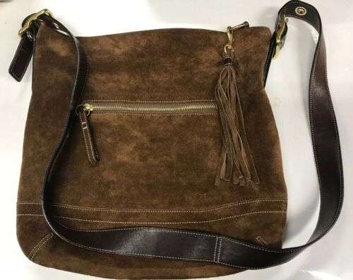 1417 Beige Sac Coach Besace Daim G04s Ajouter 8nwkXPON0