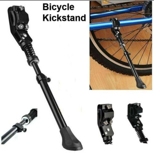USA Adjustable Bicycle Kickstand Mountain Bike MTB Aluminum Side Rear Kick Stand