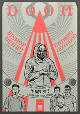 "016 MF Doom - Daniel Dumile Super Villain Hip Hop Artist 14""x20"" Poster"