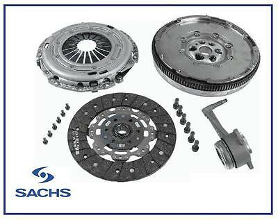 New SACHS Ford C-MAX/Focus/S-MAX 2.0 TDCi Dual Mass Flywheel Clutch kit & Slave