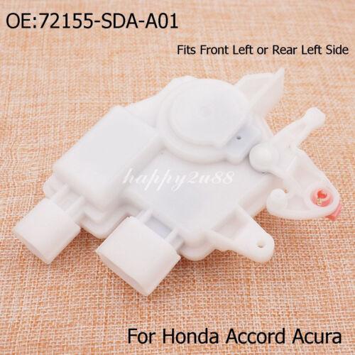 Front Rear Left Driver Side Power Door Lock Actuator Fits Honda Accord Acura