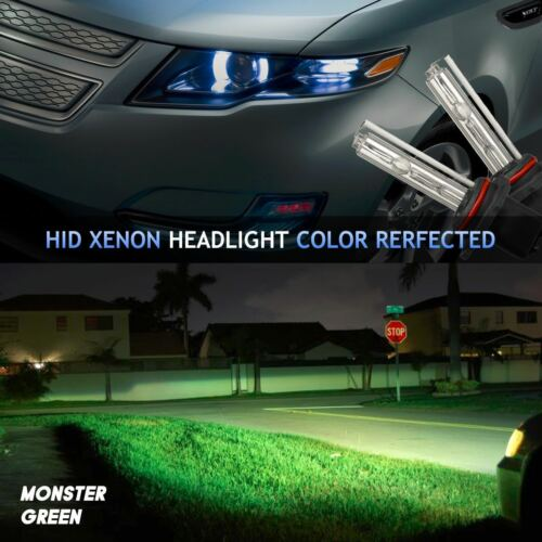 GE Xenon Light 35W SLIM HID Kit for 1995-2014 Acura TL 9005 9006 H4 H8 H11D2R