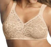 Playtex 18 Hour Beautiful And Breathable Wirefree Bra 4716