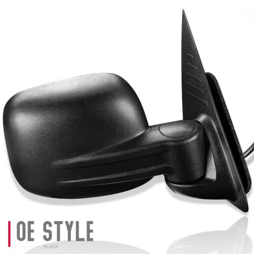 FOR 02-07 JEEP LIBERTY OE STYLE POWERED+HEATED RIGHT SIDE REAR VIEW DOOR MIRROR