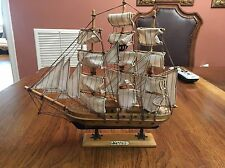 Mayflower Ship Collectible