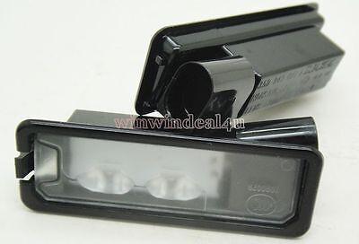 LED LICENSE PLATE LIGHT For VW GOLF MK6 MK7 PASSAT B7L CC SCIROCCO 35D 943 021