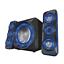thumbnail 1 - Sylvania Light Up Bluetooth 2.1 Speaker  SHTIB1060-BT Certified Refurbished