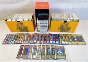 100-Mixed-YUGIOH-cards-lot-BONUS-Holo-Foil-Rare-1st-Edition-LOB-MRD-Yu-Gi-Oh