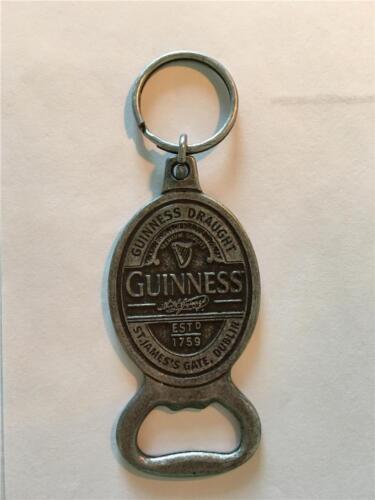 NEW Guinness Draught Metal Beer Bottle Opener