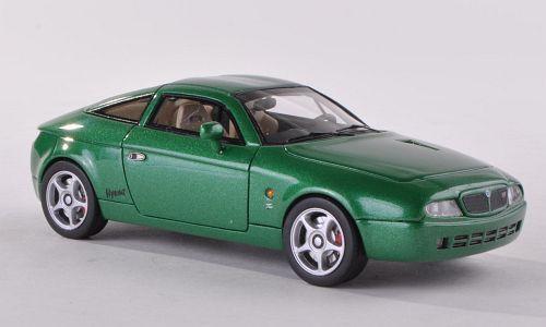 Lancia Hyena Zagato  Grün Metallic  1992 (Neo Scale 1 43   45616)