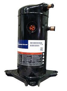 Details about Copeland ZR81KCE-TFD-250 Scroll Compressor, R134A, R407C 460V  PH3