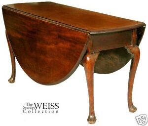 SWC-Large-Mahogany-Queen-Anne-Oval-Breakfast-Table-1760
