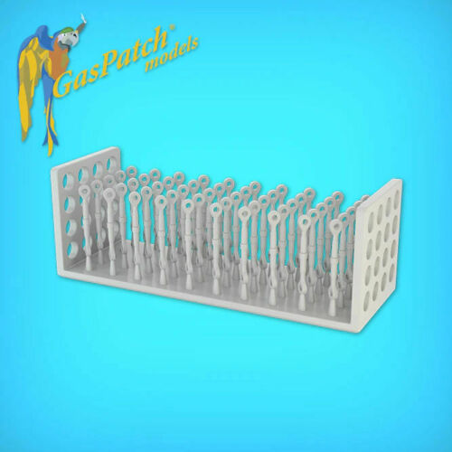 1//48 scale Resin Turnbuckles Type C GasPatch Models 19-48163