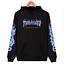 Men-amp-Women-Thrasher-Flame-Pullover-Hoodie-Sweaters-Skateboard-Sweatshirts