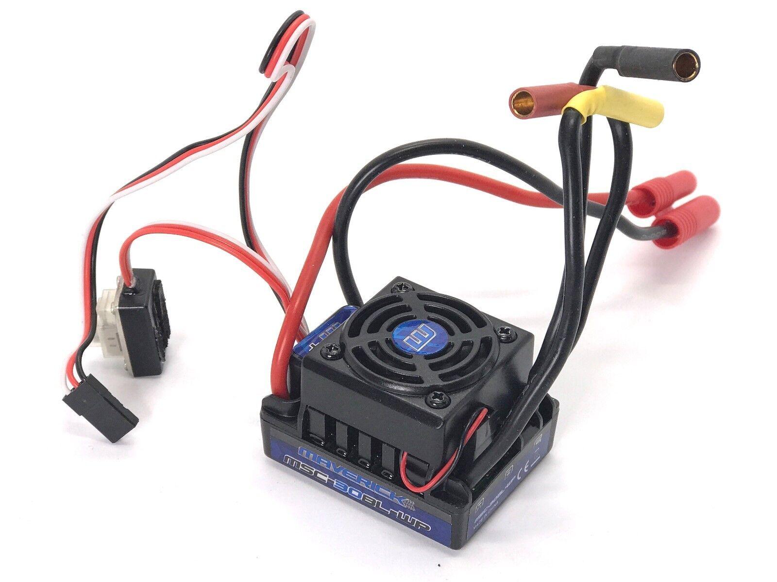 Maverick Regulador sin escobillas MSC-30BL-WP modelismo