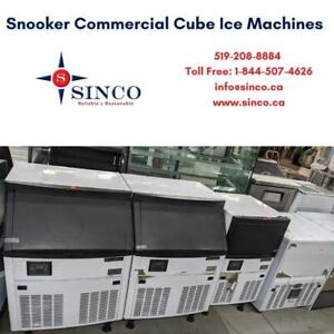 Buy Commercial Ice Cube Snooker Machine Canada Preview