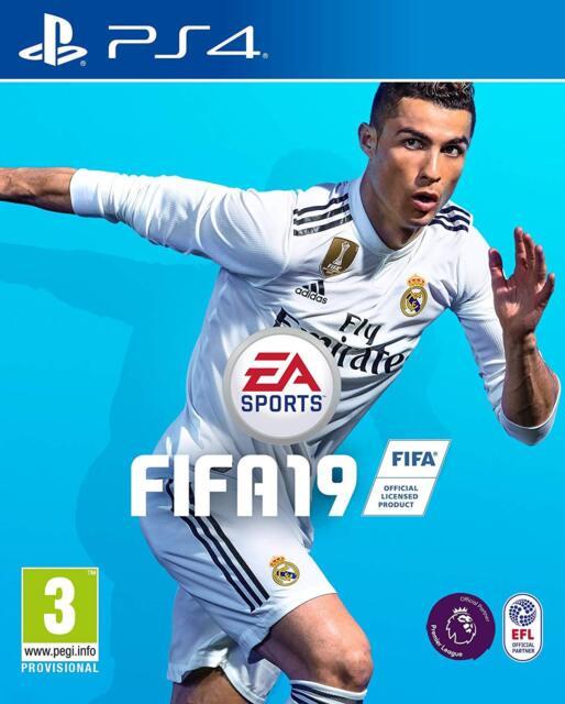 FIFA 19-PS4 - 28/09/18 (veuillez lire description)