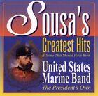 Presidents Own Sousa Greatest 0754422556729 CD
