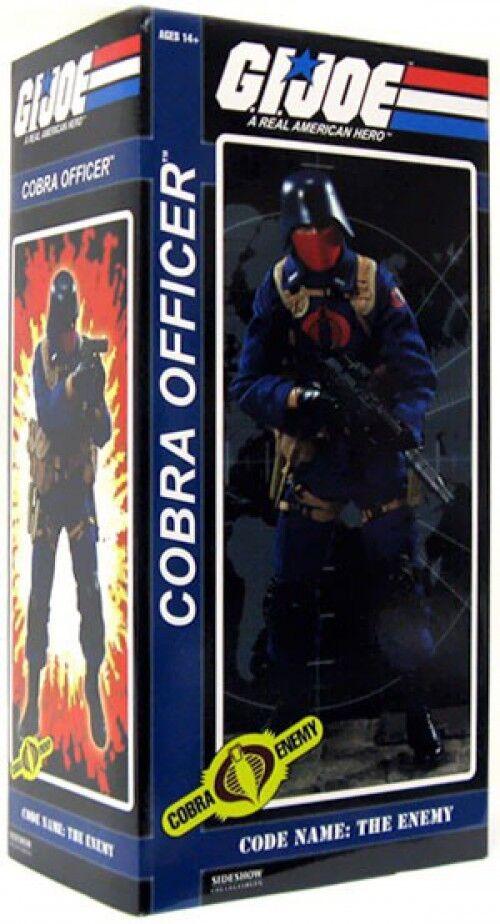 Gi Joe Cobra enemigo Cobra oficial Figura De Colección