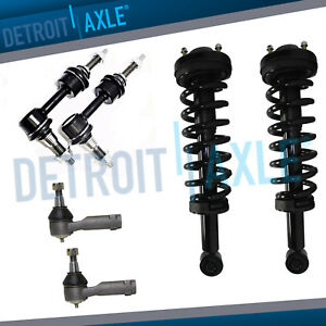 BEFORE 11//04 Front Sway Bar End Link Set for 2004 2005 Ford F-150 2WD Mfg