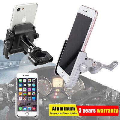 Aluminum Motorbike Phone Holder Bike Handlebar Mount Stand For BMW R1200GS   eBay