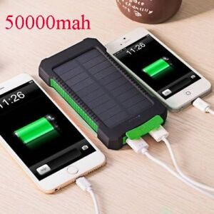50000mah-Dual-USB-Waterproof-Solar-Power-Bank-Battery-Charger-for-Cell-Phone