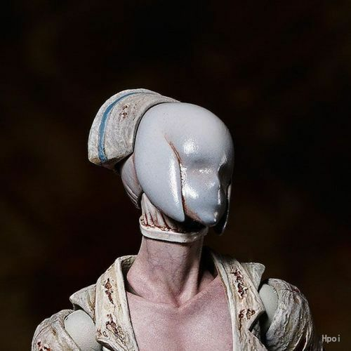 Silent Hill 2 Red Pyramid Thing /& Bubble Head Nurse PVC Action Figure New No Box