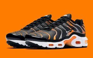Dettagli su Nike Air Max Plus TN ARANCIONE