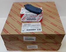 LEXUS OEM FACTORY REAR BRAKE PADS AND ROTOR SET 2003-2009 GX470