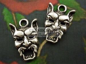 6pcs-Antique-Silver-Evil-Devil-Hell-Boy-Skull-Charm-Pendants-Zipper-Pull-PND-540