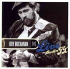 Live From Austin TX 0607396622221 by Roy Buchanan CD With DVD