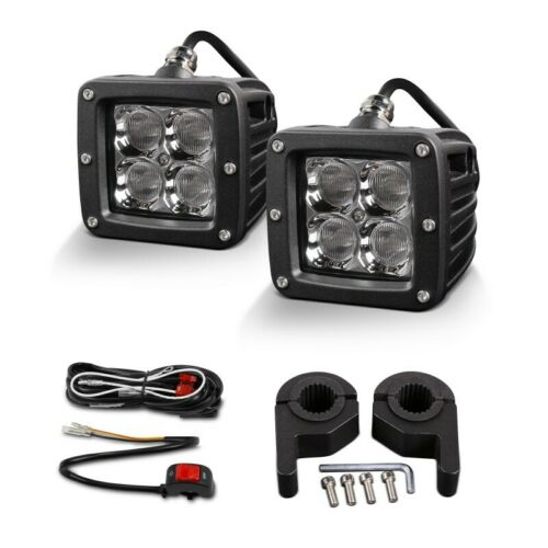 Auxiliary LED Light Set-S12 BMW R 1200 GS// Adventure// Exclusive// Rallye