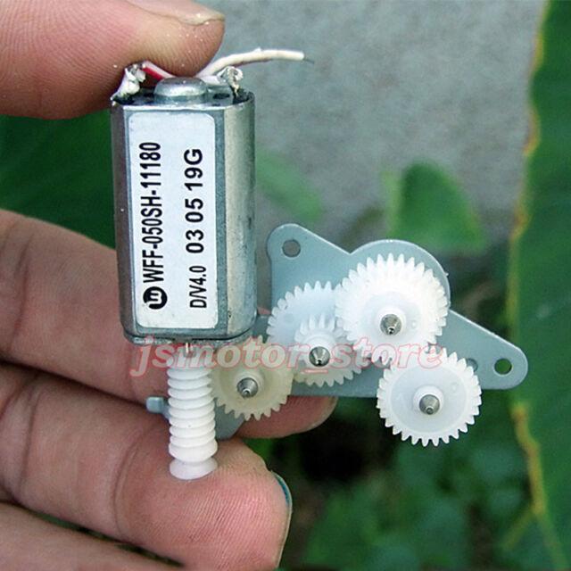 FF-050SH-11180 DC 5V-12V 17000 tr//min haute vitesse en métal précieux Brosse Mute moteur av