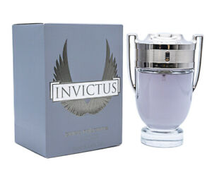 Invictus by Paco Rabanne 3.4 oz EDT Cologne for Men New In Box