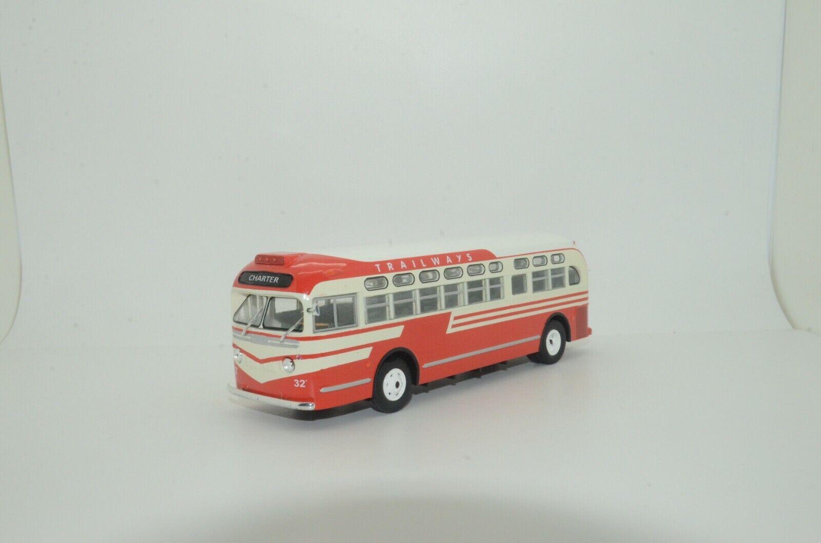 marcas de moda    rara      GMC TDH 3610 Bus Trailways Cocheta Hecho a Medida 1 43  aquí tiene la última