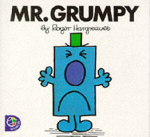 Mr-Grumpy-Mr-Men-Library-Hargreaves-Roger-Very-Good-Book