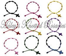 Knotted Rosary Bracelet - One Bracelet