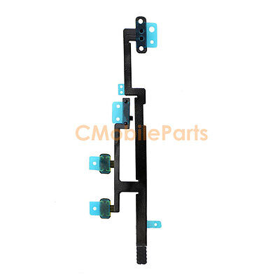 3 A1489 A1490 A1491 A1599 A1600 Power+Volume Flex Cable for Apple iPad Mini 2
