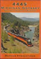 4449 Michigan Odyssey Volume 1 Portland Oregon To Montana Dvd Marcam Sp
