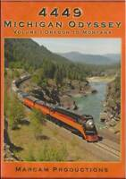 4449 Michigan Odyssey Volume 1 Portland Oregon To Montana Dvd Marcam Sp