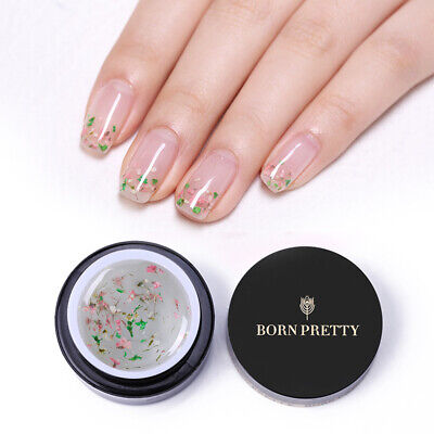 Born Pretty 5ml Flower Fairy Gel Polish Colorful Soak Off Nail Art Gel Varnish Ebay