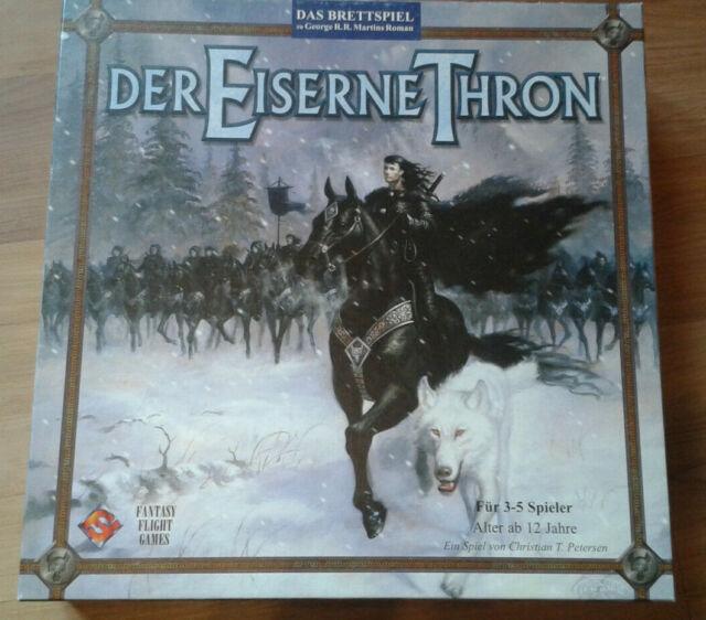 Der Eiserne Thron + Die Thronkriege (1. Edition)