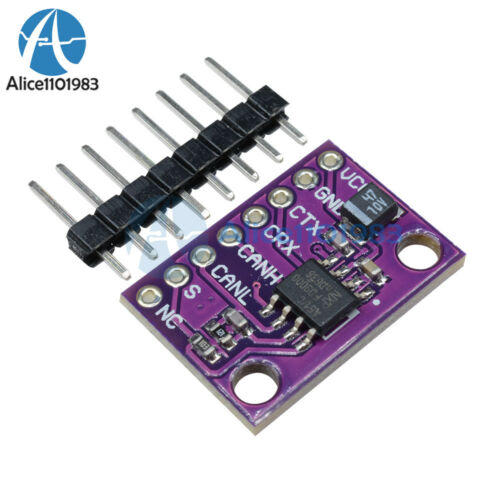 CJMCU-1051 TJA1051 High-speed Low-Power CAN Transceiver For Arduino