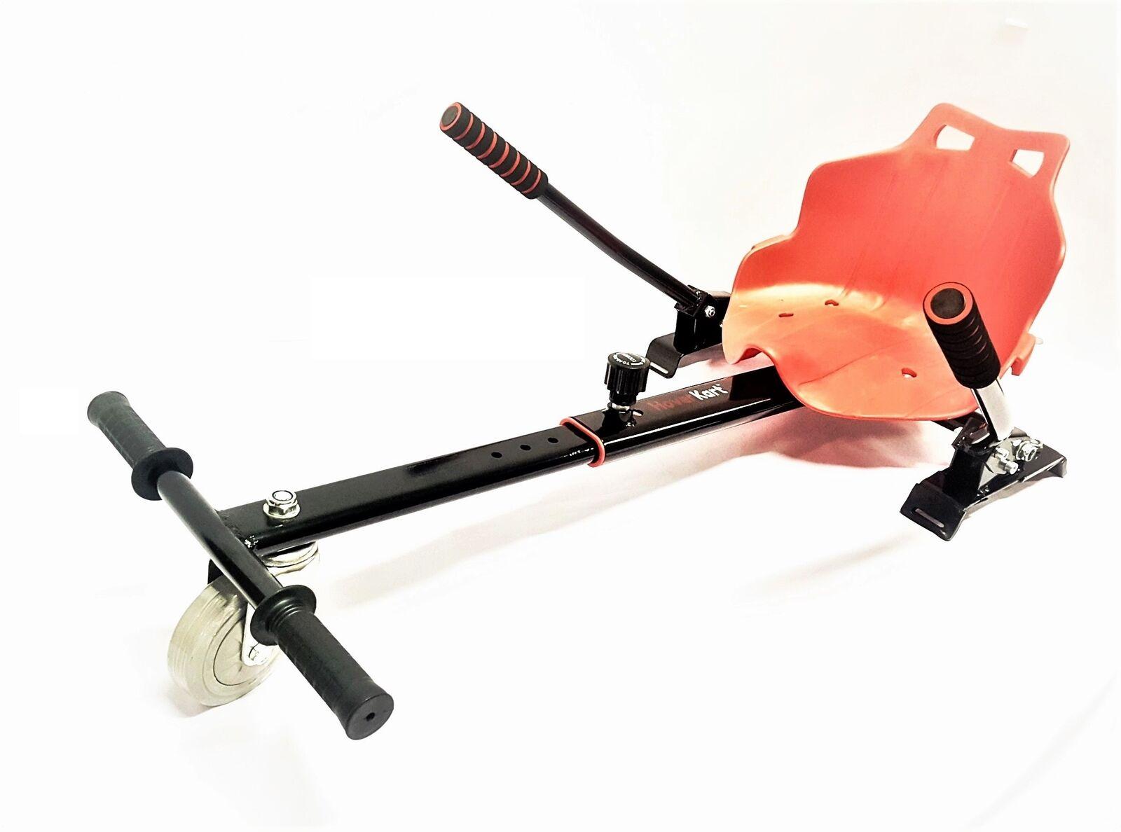 Roja Asiento  Original hoverkart converdeir Aeropatines en A Go Kart Cochero HK5S  hasta un 70% de descuento