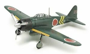 TAMIYA-1-72-Mitsubishi-A6M3-A6M3a-Zero-Fighter-Model-22-ZEKE-Model-Kit-NEW