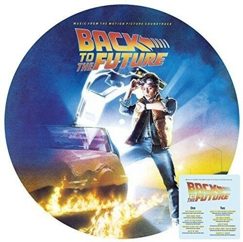 Back To The Future / - Back to the Future (Original Soundtrack) [New Vinyl LP]